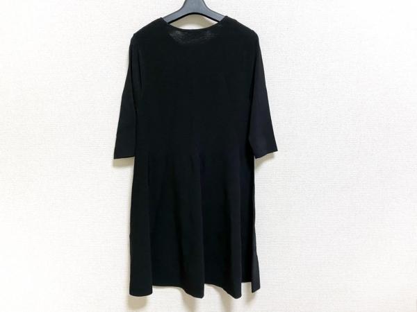 トゥービーシック ワンピース サイズ3 L レディース美品  黒 2