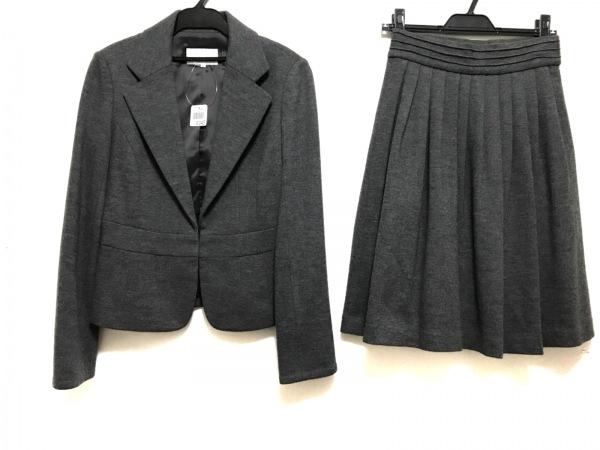 M-PREMIER(エムプルミエ) スカートスーツ レディース グレー