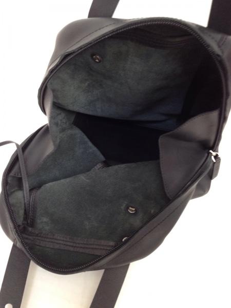 LOEWE(ロエベ) ハンドバッグ - 黒 レザー