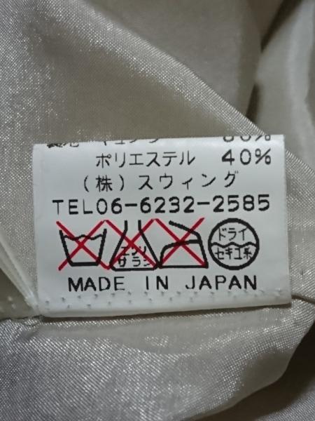 マーレンダム ジャケット サイズ40 M レディース美品  ベージュ 5