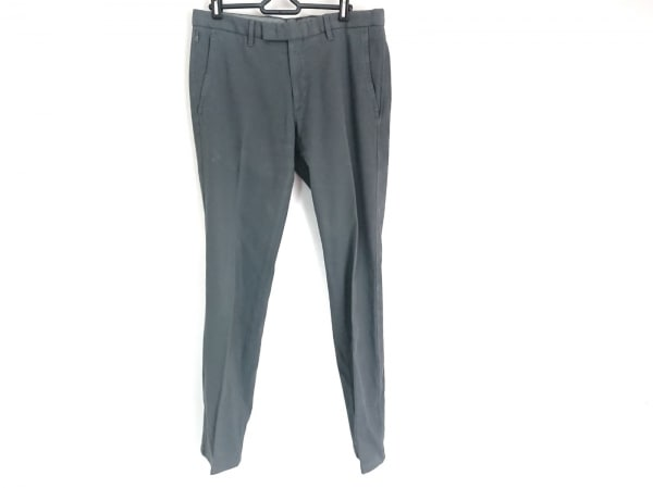 アルマーニコレッツォーニ パンツ サイズ48 M メンズ グレー×ダークグレー