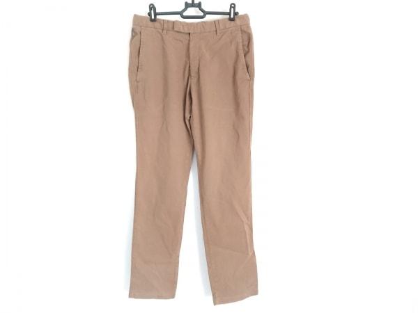 アルマーニコレッツォーニ パンツ サイズ48 M メンズ ダークブラウン