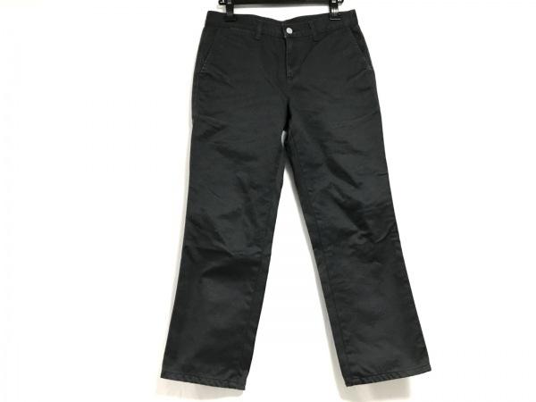 MargaretHowell(マーガレットハウエル) パンツ サイズ28×26 レディース美品  黒