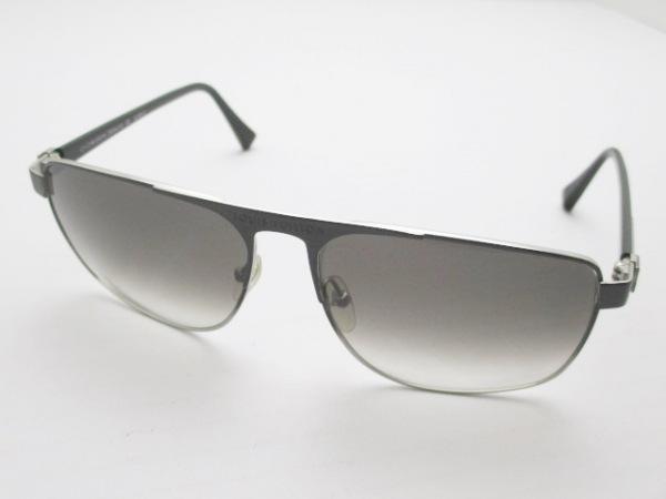 ルイヴィトン サングラス Z0061U 黒×シルバー プラスチック×金属素材