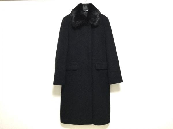 ICB(アイシービー) コート サイズ9 M レディース 黒 冬物