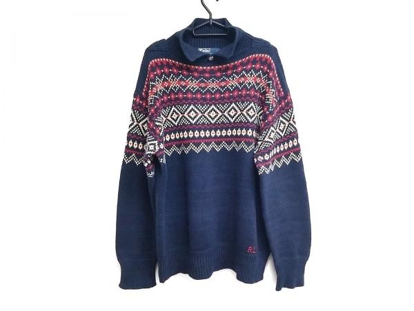 POLObyRalphLauren(ポロラルフローレン) 長袖セーター サイズLL メンズ美品
