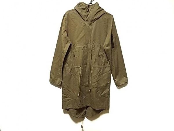 NOID(ノーアイディー) コート サイズ2 M レディース ライトブラウン 春・秋物