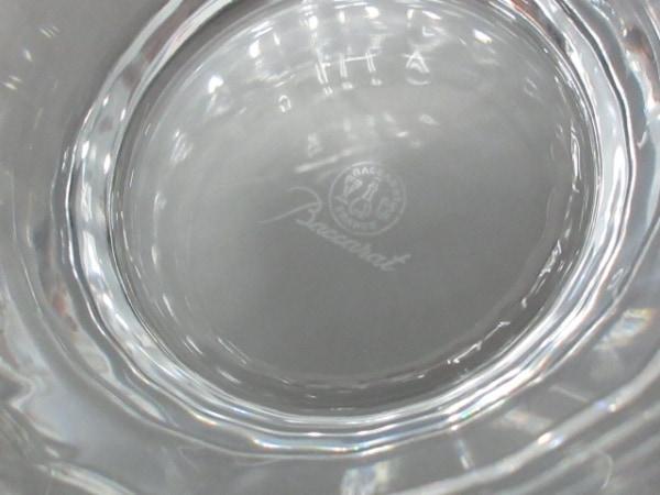 Baccarat(バカラ) ペアグラス新品同様  - クリア クリスタルガラス 3
