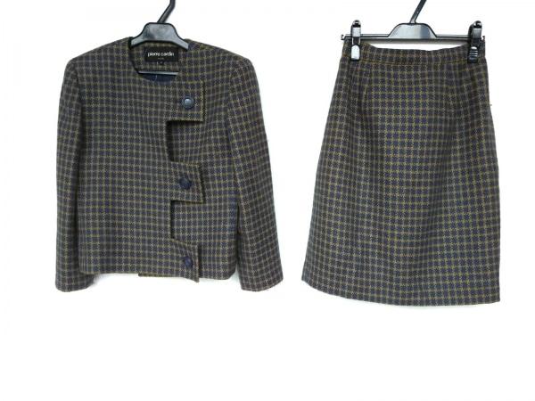 pierre cardin(ピエールカルダン) スカートスーツ サイズ11 M レディース新品同様