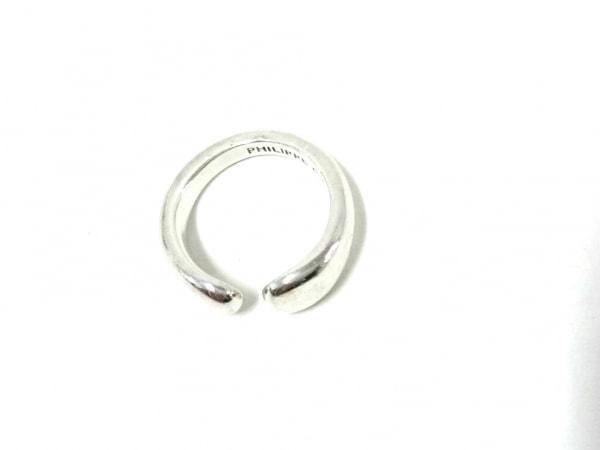 PHILIPPE AUDIBERT(フィリップオーディベール) リング美品  金属素材 シルバー