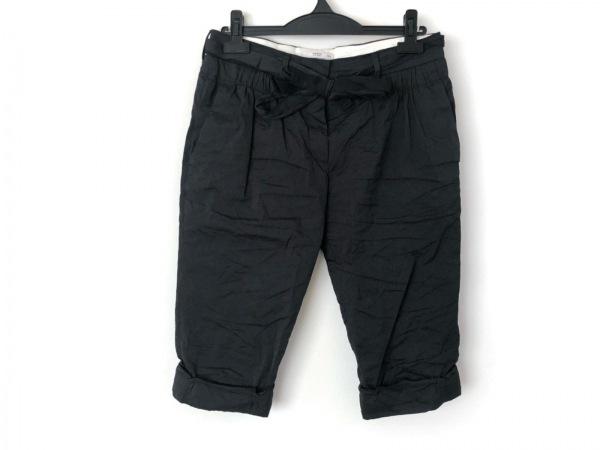 PRADA(プラダ) パンツ サイズ38 S レディース 黒 七分丈