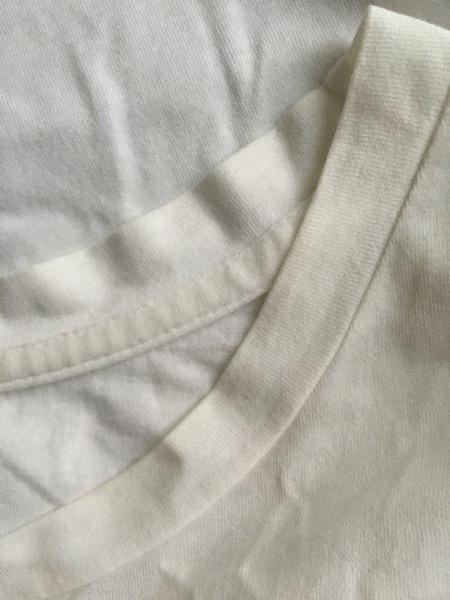 MargaretHowell(マーガレットハウエル) 七分袖カットソー サイズ2 M レディース 白