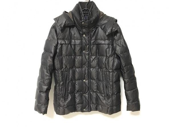 ジョセフアブード ダウンジャケット サイズM メンズ 黒 冬物/キルティング