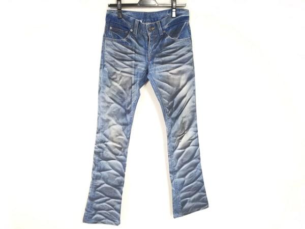 TORNADO MART(トルネードマート) ジーンズ サイズS メンズ ブルー×黒