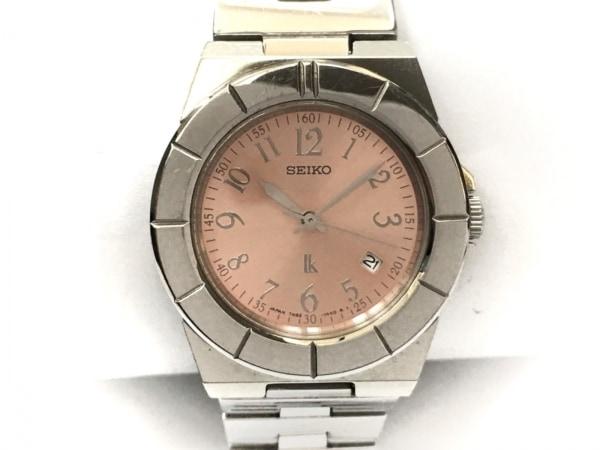 SEIKO(セイコー) 腕時計 ルキア TN82-0620 レディース ピンク