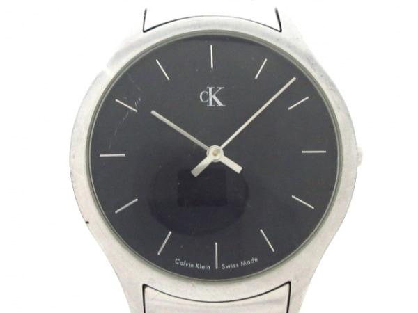 CalvinKlein(カルバンクライン) 腕時計 k26111 メンズ 黒