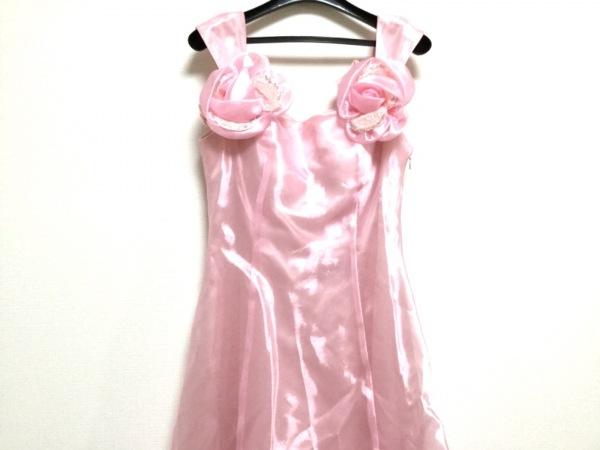 aimer(エメ) ドレス サイズ9 M レディース美品  ピンク