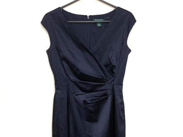 RalphLauren(ラルフローレン) ドレス サイズ6 M レディース ダークネイビー