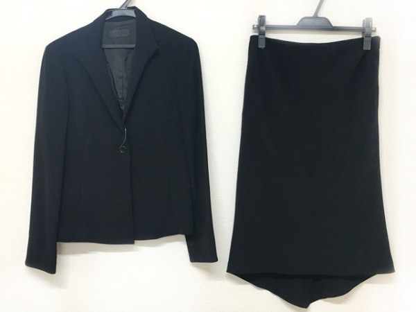 ICB(アイシービー) スカートスーツ サイズ11 M レディース 黒