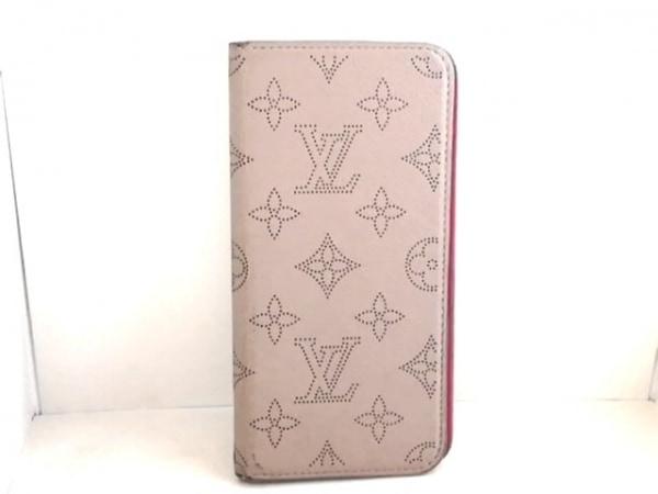 ルイヴィトン 携帯電話ケース マヒナ IPHONE7+8+・フォリオ M61891 ガレ