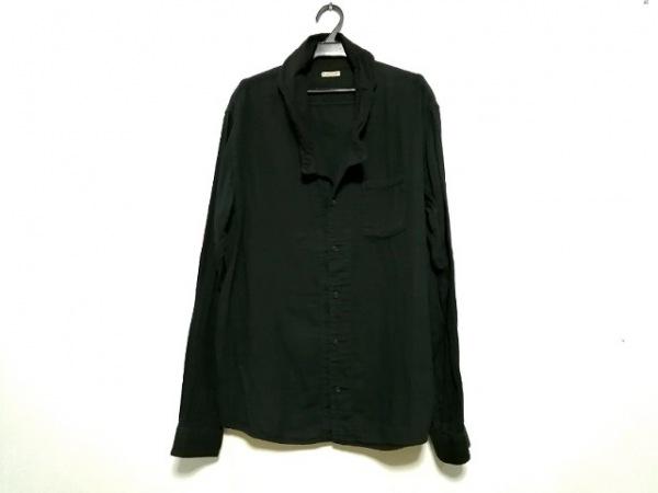 KAPITAL(キャピタル) 長袖シャツ サイズL メンズ 黒