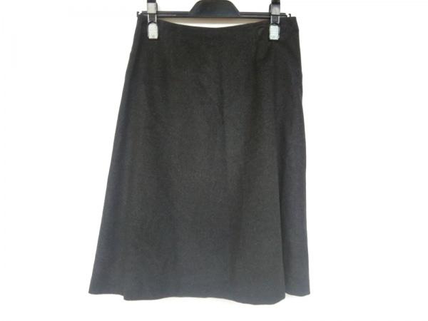 Max Mara(マックスマーラ) スカート サイズ40 M レディース新品同様  黒