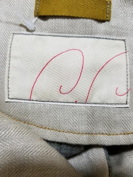 パラスパレス ブルゾン サイズ2 M レディース美品  グレー×ベージュ 春・秋物