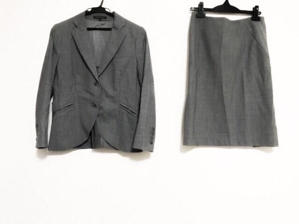 theory(セオリー) スカートスーツ サイズ4スカート2 レディース グレー