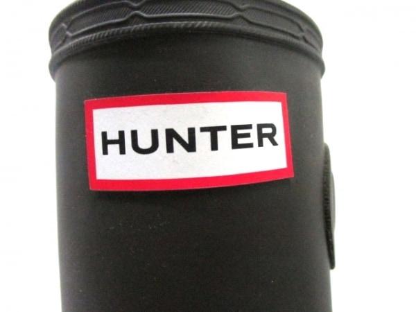 HUNTER(ハンター) レインブーツ レディース ダークブラウン ラバー