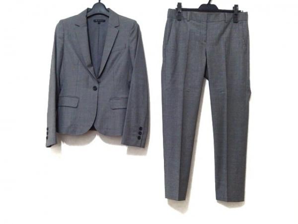 theory(セオリー) レディースパンツスーツ サイズ0パンツ 2 レディース美品  グレー