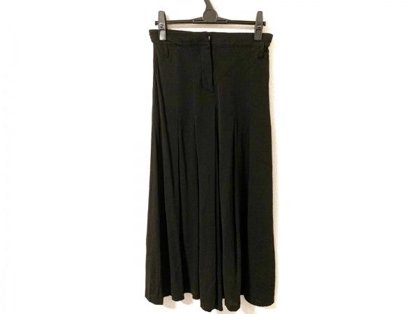 VALENTINO(バレンチノ) パンツ サイズ38 M レディース美品  黒 シルク