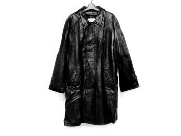 PIERRE BALMAIN(ピエールバルマン) コート サイズL レディース美品  黒 冬物