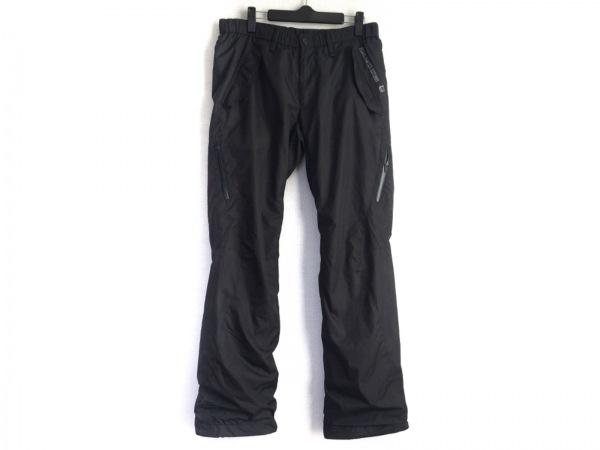 PEARLY GATES(パーリーゲイツ) パンツ サイズ5 XL メンズ 黒