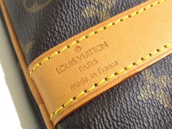 ルイヴィトン ボストンバッグ モノグラム美品  キーポル・バンドリエール50 M41416