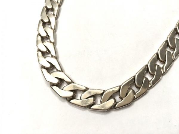 PHILIPPE AUDIBERT(フィリップオーディベール) ネックレス美品  金属素材 シルバー