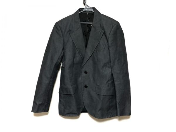 agnes b(アニエスベー) ジャケット サイズ44 M メンズ美品  ダークグレー HOMME