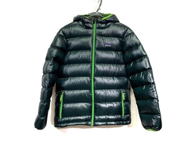 Patagonia(パタゴニア) ダウンジャケット サイズL レディース ダークグリーン 冬物