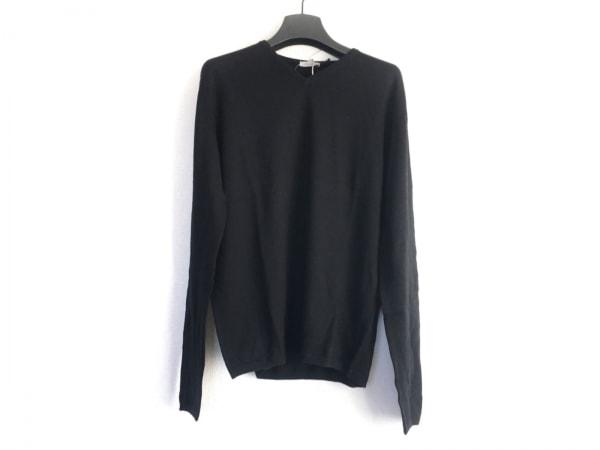 Cruciani(クルチアーニ) 長袖セーター サイズ48 XL メンズ 黒