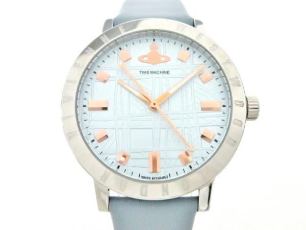 VivienneWestwood(ヴィヴィアン) 腕時計美品  VV152BLBL レディース ライトブルー
