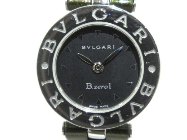 BVLGARI(ブルガリ) 腕時計 B-zero1 BZ22S レディース 黒
