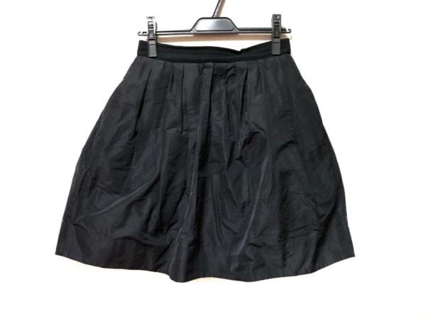 MUGUET(ミュゲ) スカート サイズ38 M レディース 黒
