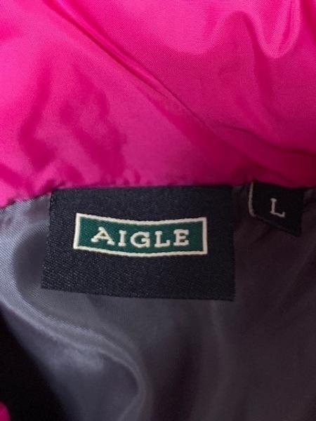 AIGLE(エーグル) ブルゾン サイズL メンズ ピンク 3