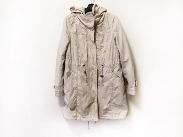 qualite(カリテ) コート サイズ3 L レディース ベージュ 冬物