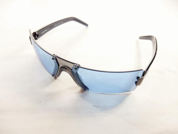 CHANEL(シャネル) サングラス 5016 ブルー×黒 プラスチック