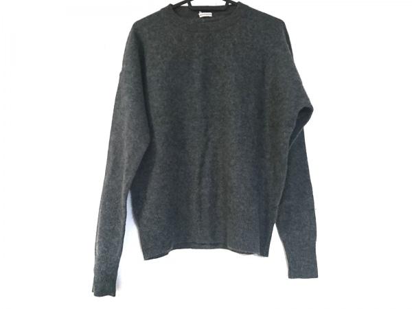 DRESSTERIOR(ドレステリア) 長袖セーター サイズ  レディース美品  グレー