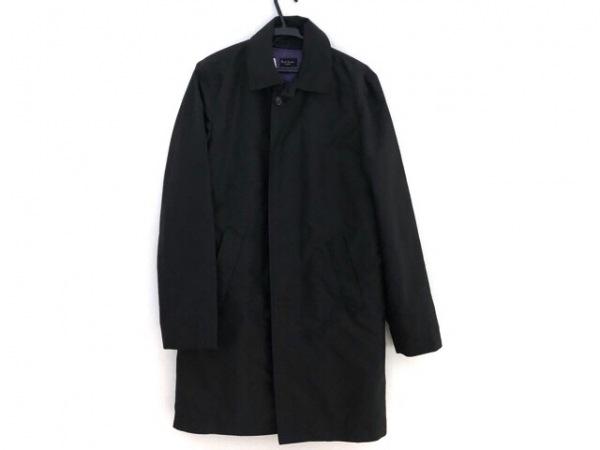 PaulSmith(ポールスミス) コート サイズS メンズ 黒 LONDON/冬物/ライナー取外し可