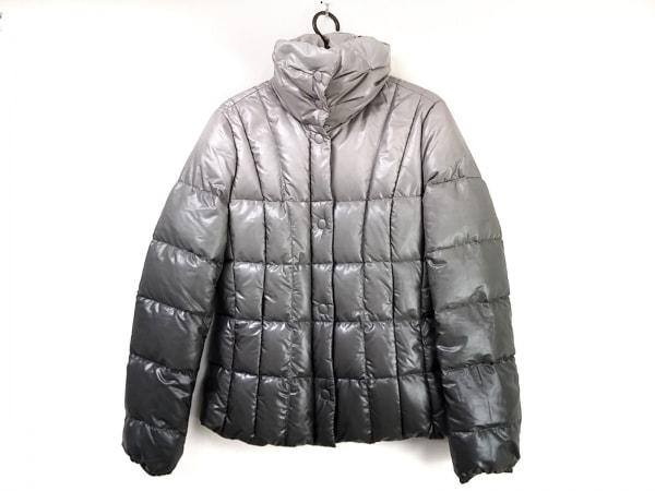 アルマーニコレッツォーニ ダウンジャケット サイズ40  M レディース美品  冬物