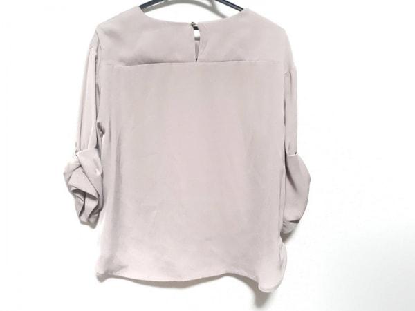 Tiaclasse(ティアクラッセ) 七分袖カットソー サイズM レディース美品  ピンク