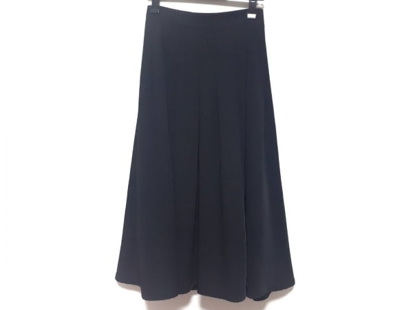 Tiaclasse(ティアクラッセ) ロングスカート サイズM レディース新品同様  黒