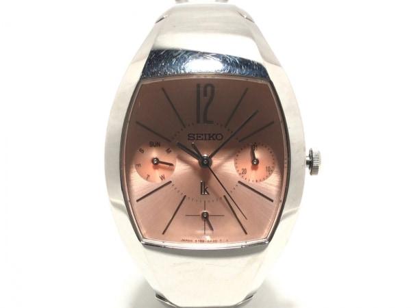 SEIKO(セイコー) 腕時計 ルキア 5Y89-5A20 レディース ピンク